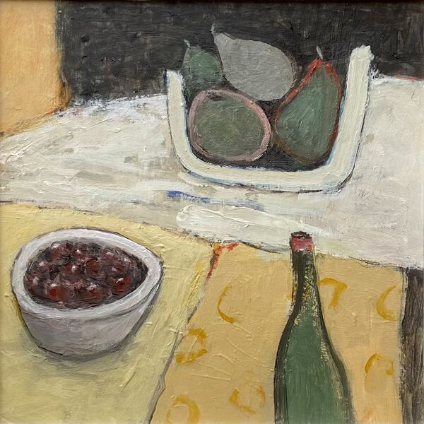 Just A Bowl Of Cherries Acrylic 300mm x 300mm