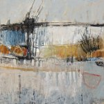 Reedbeds       Mixed Media       505mm x 505mm