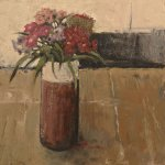 Sweet William       Oil       250mm x 250mm
