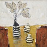 Cornish Pots      Acrylic      405mm x 405mm
