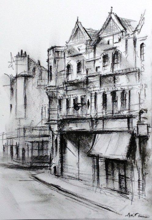 Stoney Street, Borough Market.
