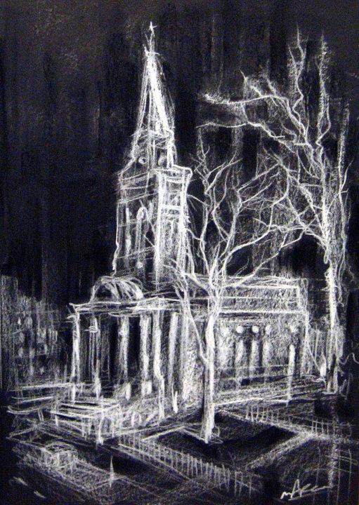 Christ Church, Spitalfields.