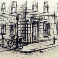 Corner Of Wilkes Street