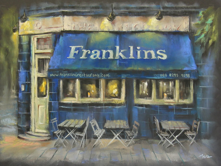Franklins At Night