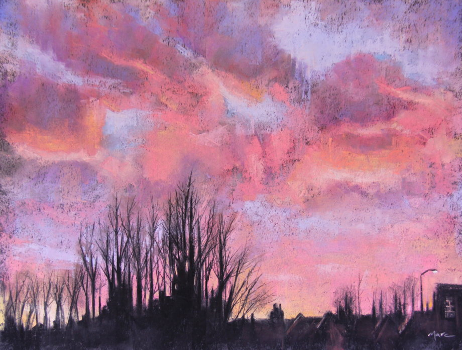 April Skies