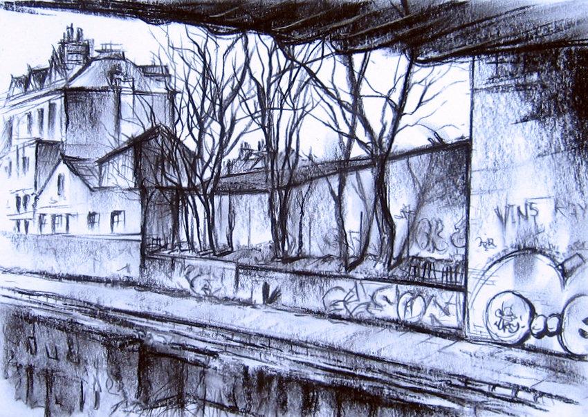 Regents Canal, Hackney.