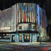 The Rio Cinema, Dalston