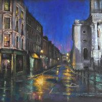 Fournier Street, Spitalfields.