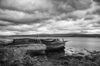 Boats at Salen