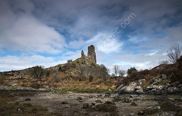 Castle Moy