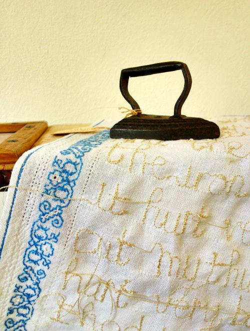 Ada's Ironing Board
