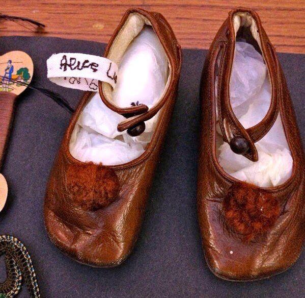 Alice's Shoes ( Hodgkinson Project)