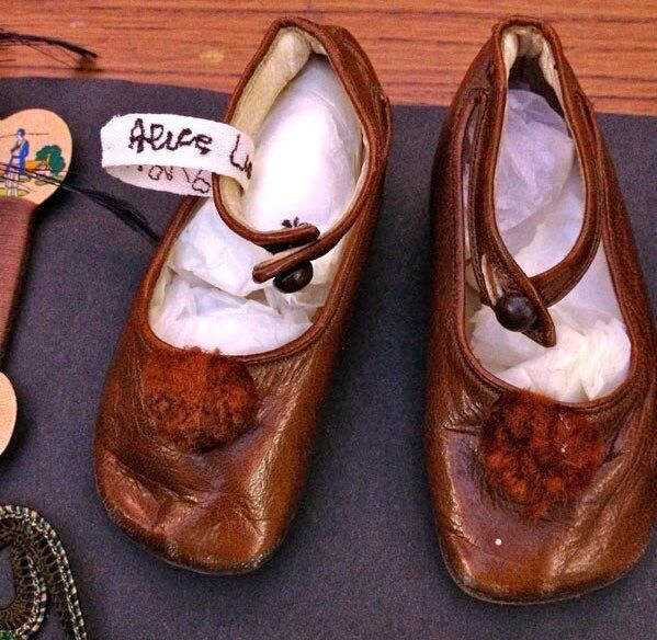 Alices's Shoes: Hodgkinsons Project