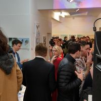 Exhibition Brick Lane Gallery