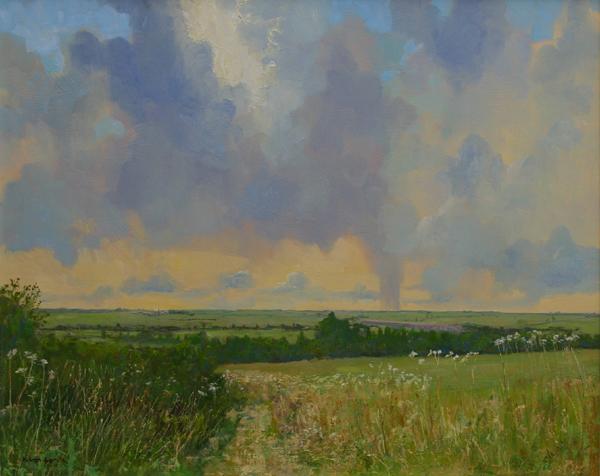 Approaching Storm, Harringworth
