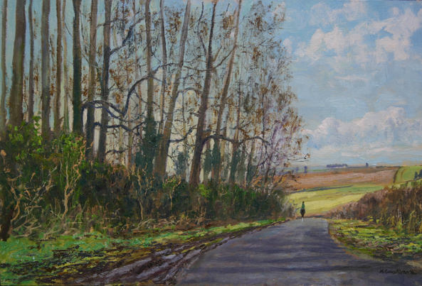 The Road to Barrowden