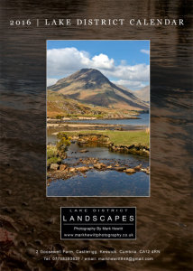 2016 Lake District Calendar