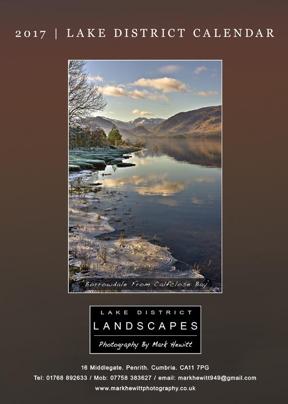 2017 Lake District Calendar
