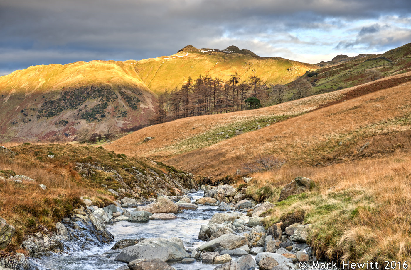 Angletarn Pikes From Deepdale Beck
