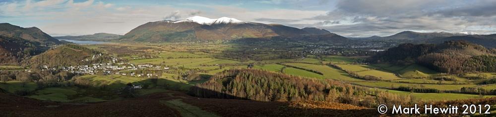 Barrow Fell Viewpoint