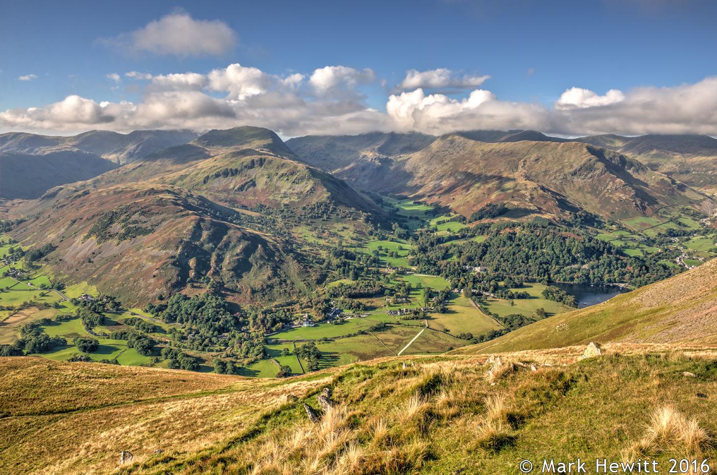Birks, St Sunday Crag & Glenridding