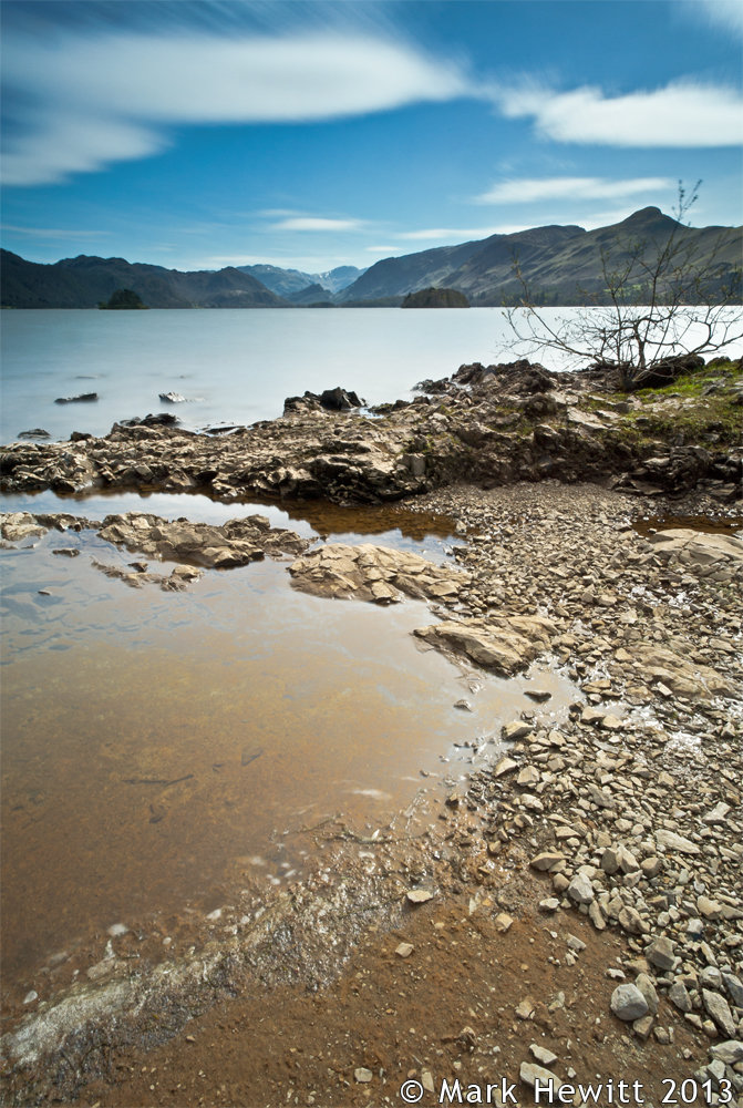 Borrowdale From Friars Crag Shoreline