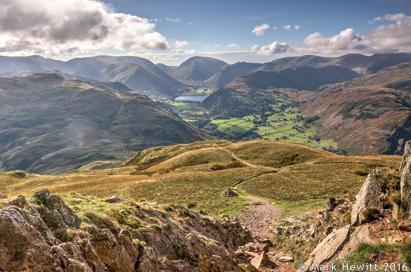 Brothers Water From Place Fell
