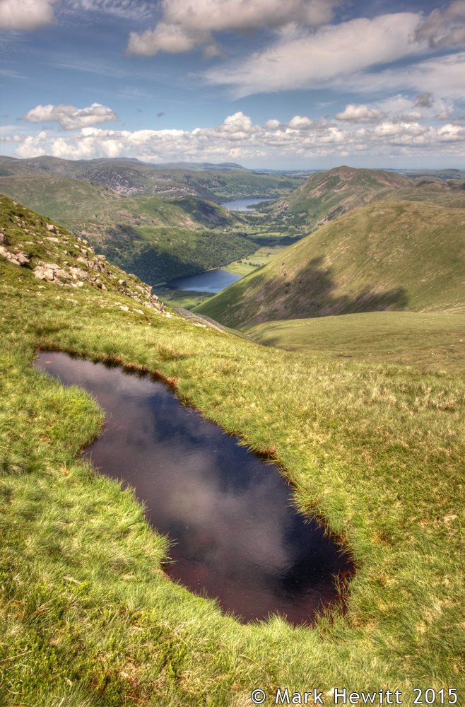 Brothers Water, Hartsop Dodd, Place Fell & Ullswater 2
