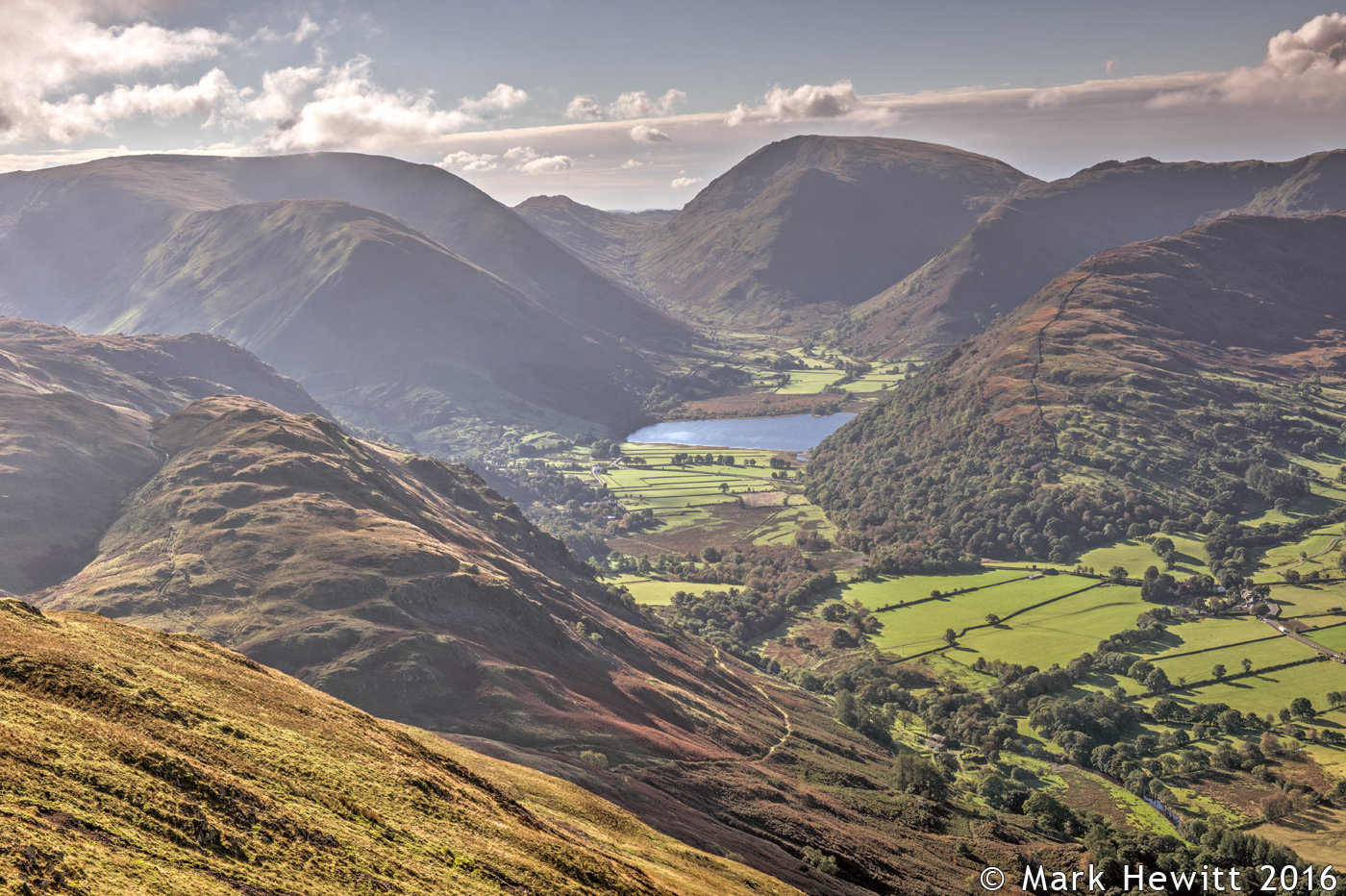 Brothers Water & The Surrounding Fells