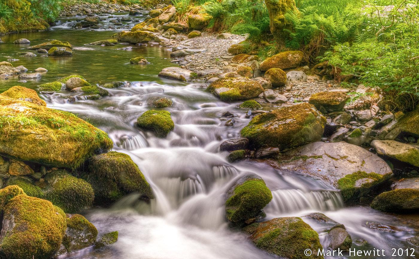 Brunholme Stream