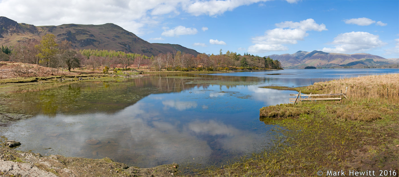 Derwentwater Viewpoint From Great Bay 2