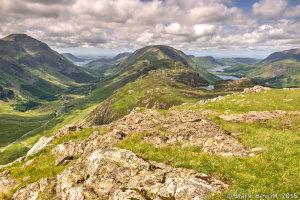 Ennerdale, Haystacks, High Crag, Buttermere & Crummock Water