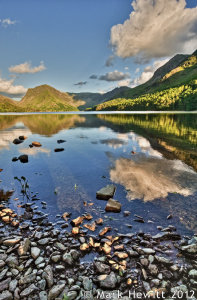Fleetwood Pike & Haystacks From Buttermere 2