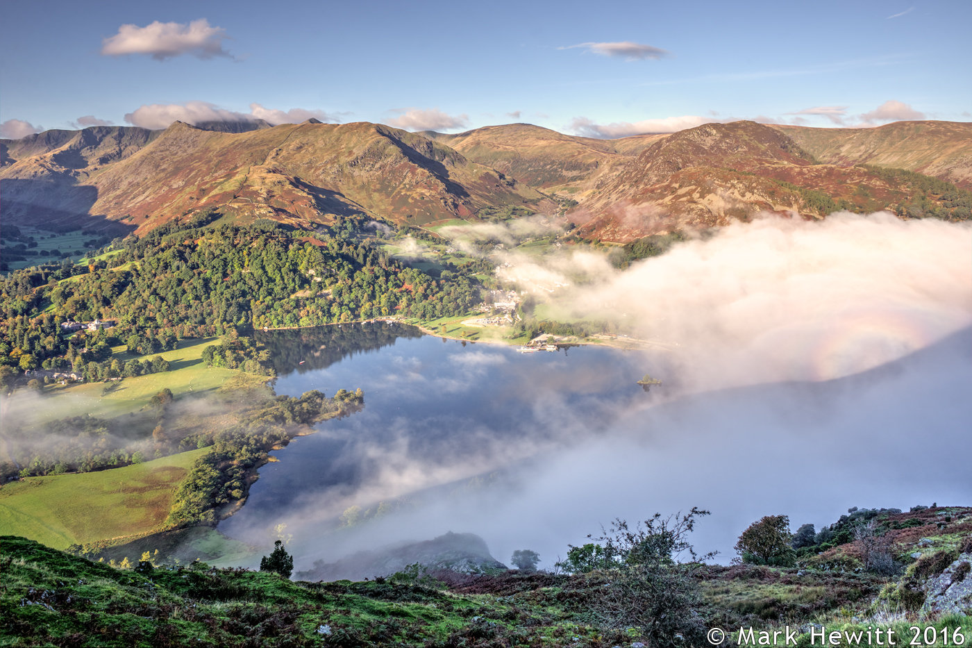 Glenridding & Birkhouse Moor From Place Fell 2