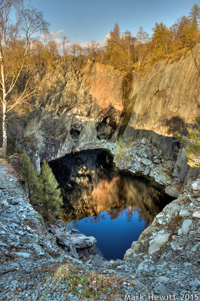 Great Hole (Hodge Close Quarry)