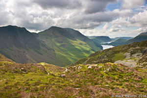 Haystacks, High Crag, Buttermere & Crummock Water
