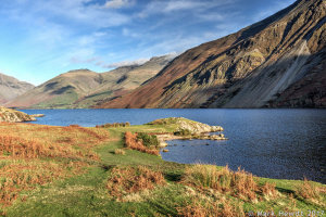 Lingmell, Scafell & The Wasdale Screes