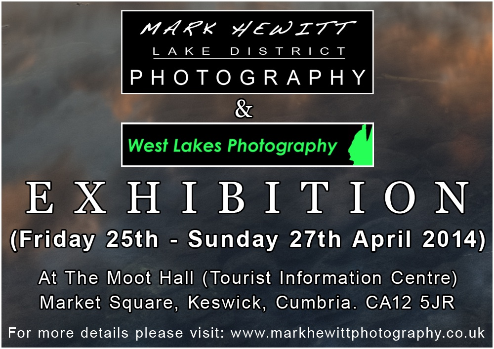Mark Hewitt & West Lakes Photography Exhibition April 2014