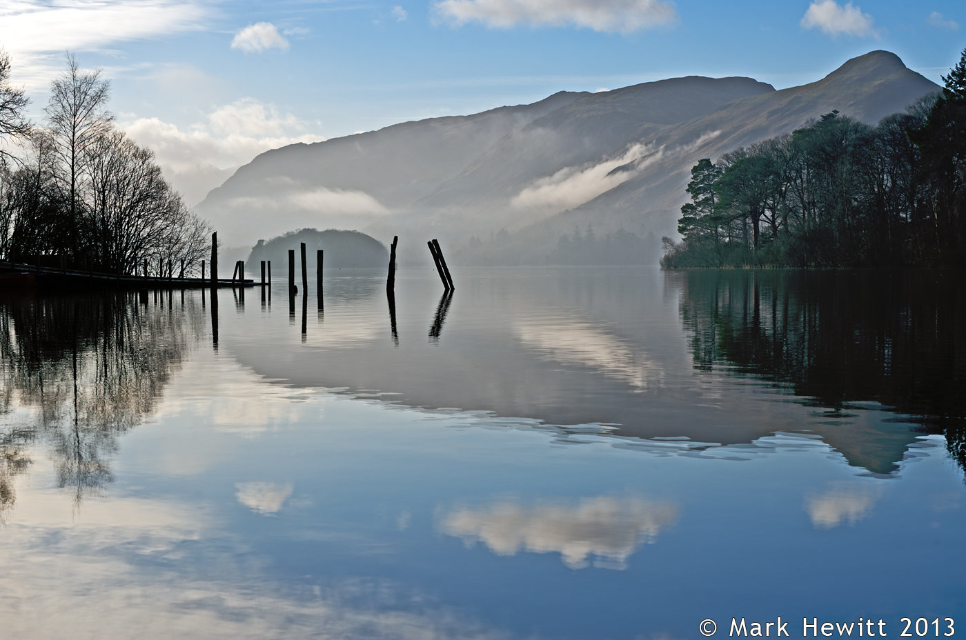 Reflections Of Catbells