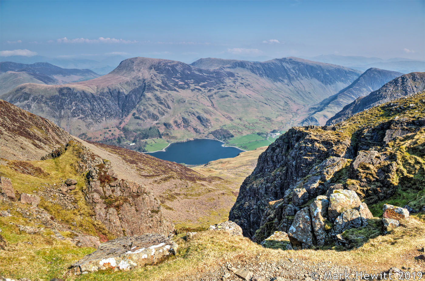 Robinson & Buttermere From High Crag