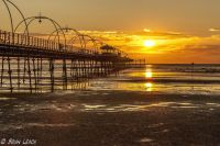 Southport Pier Sunset