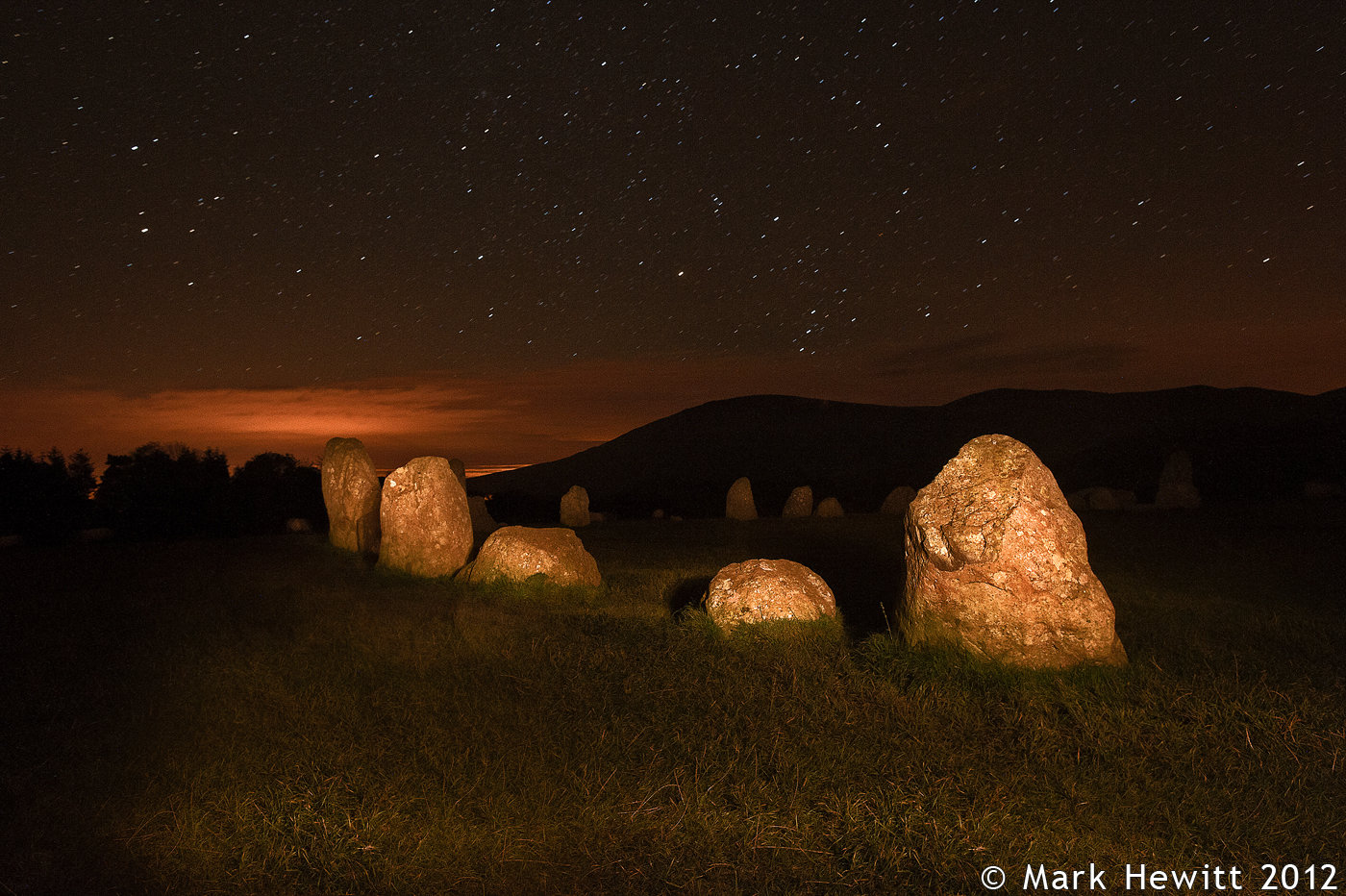 The Stones & The Stars