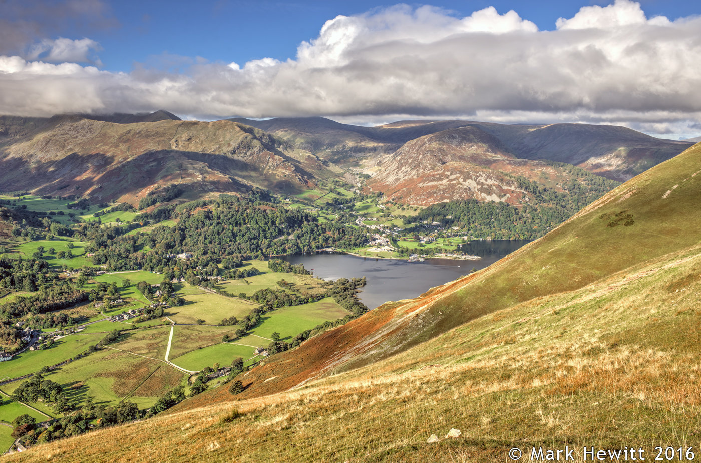The Surrounding Fells From Place Fell 2