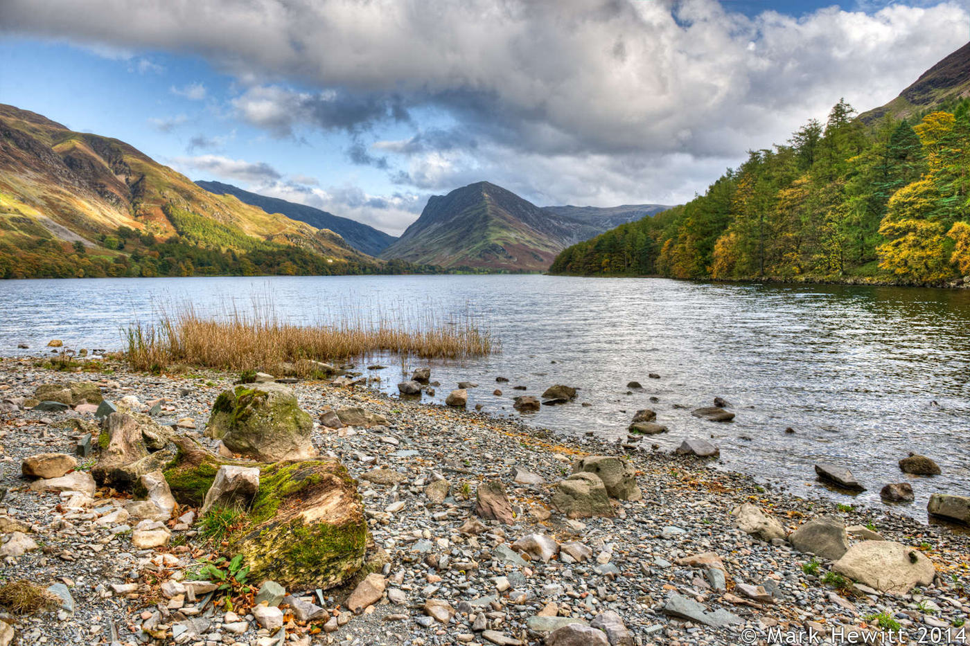 The View At Buttermere