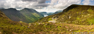 The View Of Haystacks, High Crag, Buttermere & Crummock Water