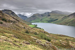 The View Of Wastwater