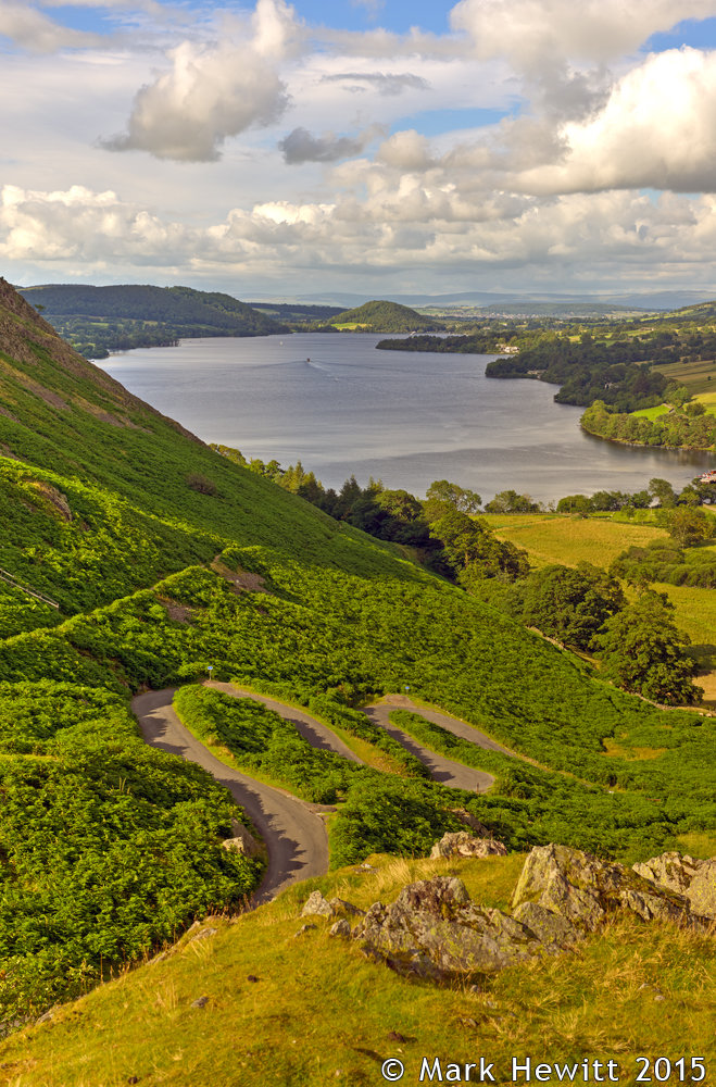 Ullswater From Martindale Hause