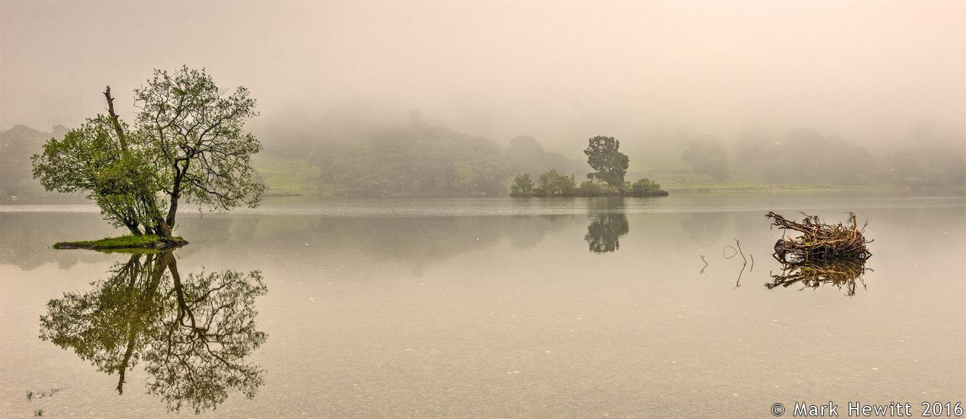 Ullswater Misty Morning
