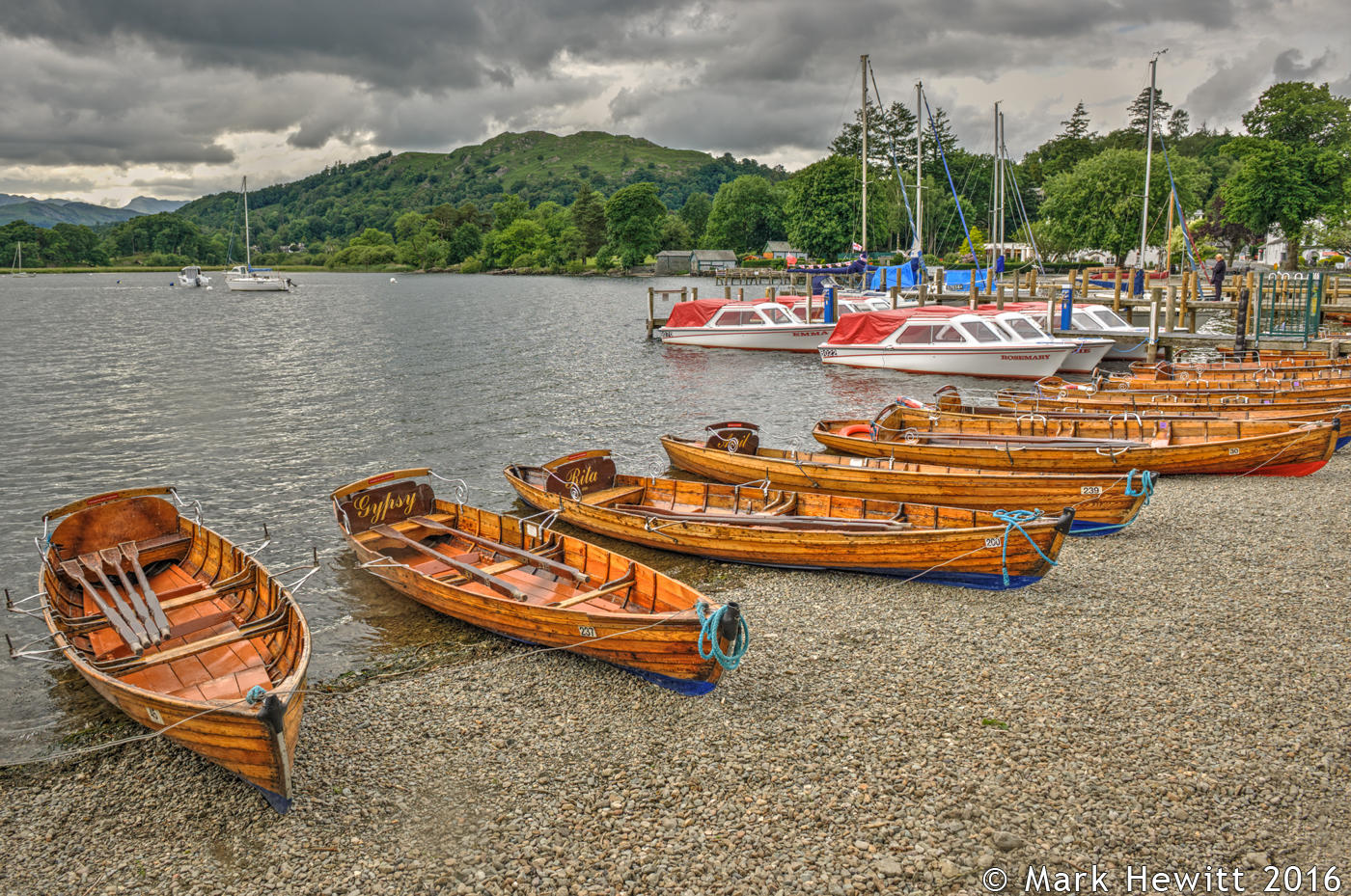 Waterhead Rowing Boats