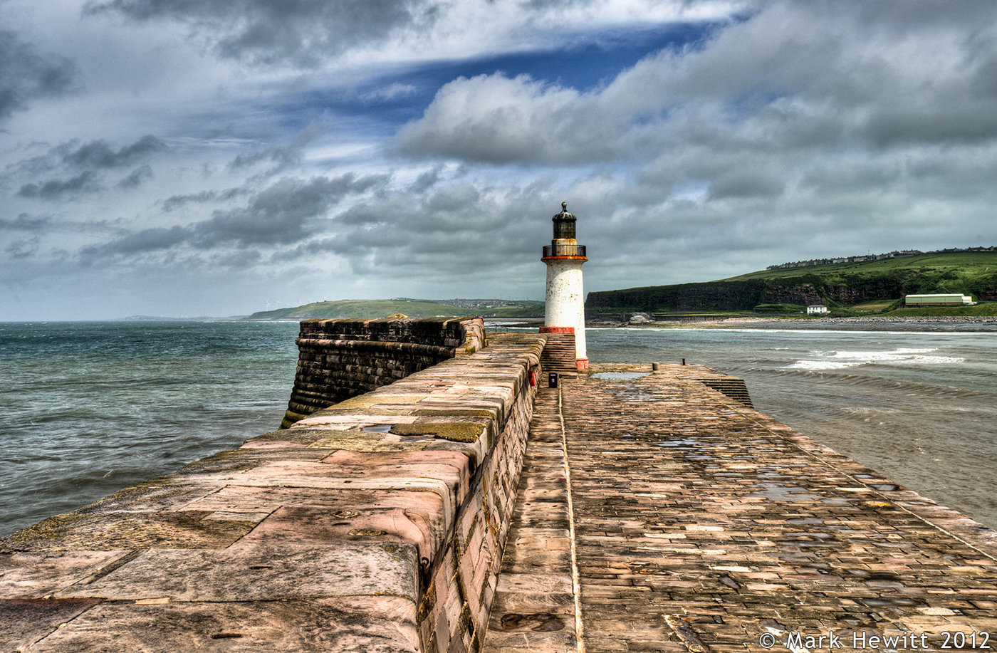 Whitehaven Lighthouse (Landscape)